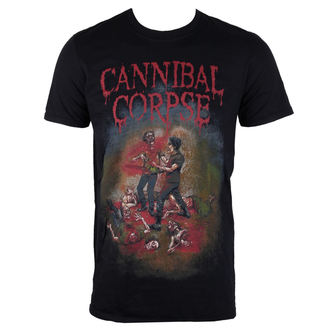 tee-shirt métal pour hommes Cannibal Corpse - Chainsaw - PLASTIC HEAD, PLASTIC HEAD, Cannibal Corpse