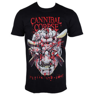 tee-shirt métal pour hommes Cannibal Corpse - Ice Pick Lobotomy - PLASTIC HEAD, PLASTIC HEAD, Cannibal Corpse