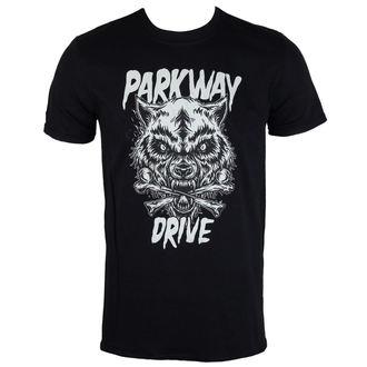 tee-shirt métal pour hommes Parkway Drive - Wolf & Bones - PLASTIC HEAD, PLASTIC HEAD, Parkway Drive