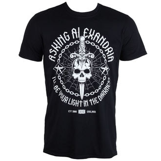 tee-shirt métal pour hommes Asking Alexandria - Light In The Darkness - PLASTIC HEAD, PLASTIC HEAD, Asking Alexandria