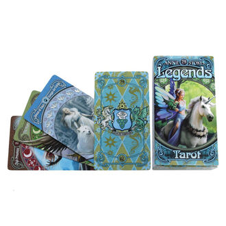 tarot cartes Anne Stokes Legends - NENOW, ANNE STOKES