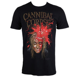 tee-shirt métal pour hommes Cannibal Corpse - IMPACT SPATTER - PLASTIC HEAD, PLASTIC HEAD, Cannibal Corpse