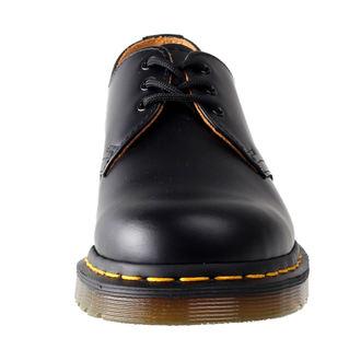 chaussures Dr.. Martens - 3 trous - Noire Smooth, Dr. Martens