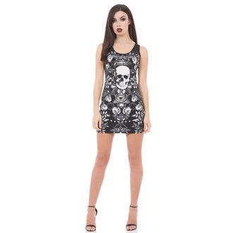 robe pour femmes JAWBREAKER - Noir / blanc Skull, JAWBREAKER