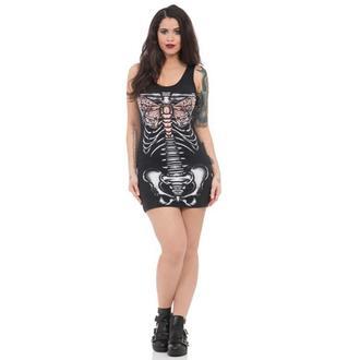robe pour femmes JAWBREAKER - blck Cage thoracique, JAWBREAKER