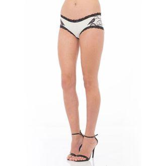 culottes pour femmes JAWBREAKER - knickers - Blanc Bird, JAWBREAKER