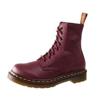 chaussures Dr.. Martens - 8 trous - pascal Cerise Rouge Virginie, Dr. Martens