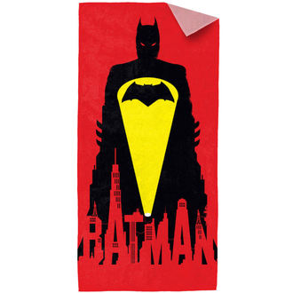 essuie-mains (essuie-mains) Batman en Superman - Rouge