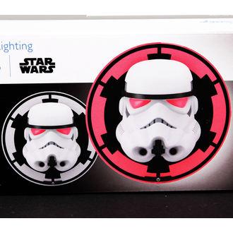 murale lampe Étoile Wars - Stormtrooper - BLANC, NNM