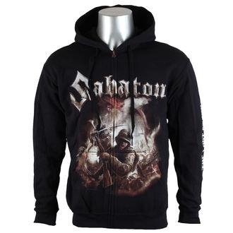 sweat-shirt avec capuche pour hommes Sabaton - The Last Stand - NUCLEAR BLAST, NUCLEAR BLAST, Sabaton