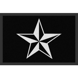 essuie-pieds Nautical Étoile - ROCKBITES, Rockbites