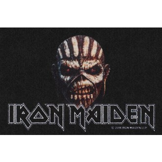essuie-pieds Iron Maiden - The Book of Souls - ROCKBITES, Rockbites, Iron Maiden