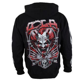 sweat-shirt avec capuche pour hommes Doga - Black -, Doga