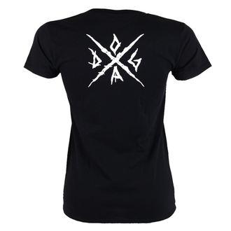 tee-shirt métal pour femmes Doga - Black -, Doga