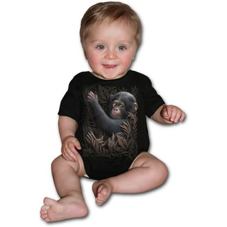 enfants body SPIRAL - Monkey Business - Noire, SPIRAL