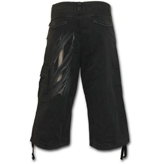 short pour hommes SPIRAL - Os Rips - Noire, SPIRAL