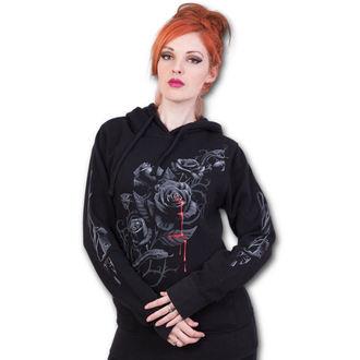 sweat-shirt avec capuche pour femmes - Fatal Attraction - SPIRAL, SPIRAL