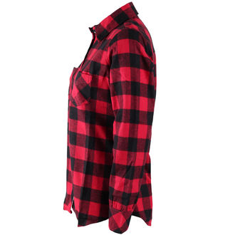 chemise pour femmes ROTHCO - PLAID - RED, ROTHCO