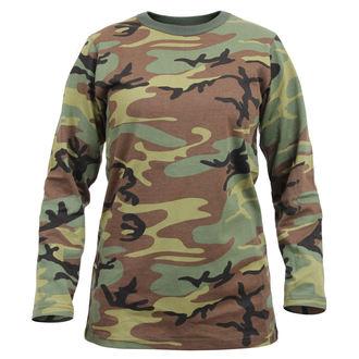 t-shirt pour femmes - WOODLAND CAMO - ROTHCO, ROTHCO