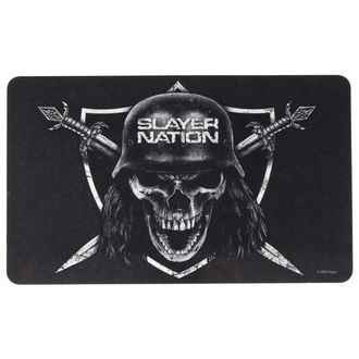 napperons Slayer - Nation, ROCK OFF, Slayer