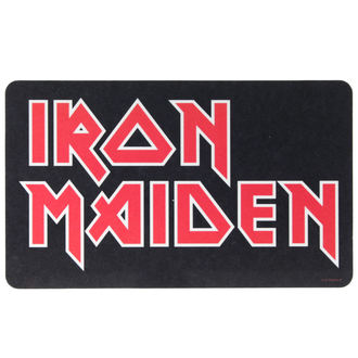 napperons Iron Maiden - Logo, Iron Maiden