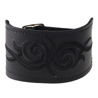 bracelet Tribal, BLACK & METAL
