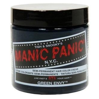 cheveux colorant MANIC PANIC - Classic - vert Envie, MANIC PANIC