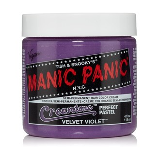 cheveux colorant MANIC PANIC - Classic - Velours Violet, MANIC PANIC
