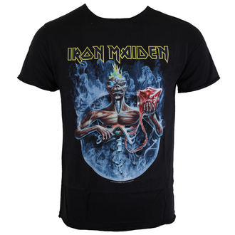 tee-shirt métal pour hommes Iron Maiden - CIRCLE - AMPLIFIED, AMPLIFIED, Iron Maiden