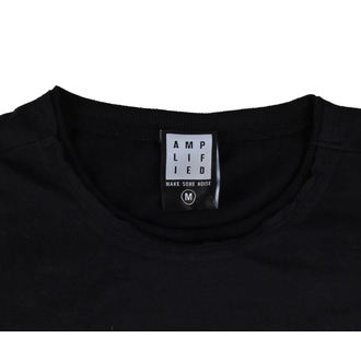 tee-shirt métal pour hommes Iron Maiden - EDDIES - AMPLIFIED, AMPLIFIED, Iron Maiden