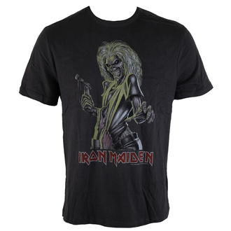 tee-shirt métal pour hommes Iron Maiden - KILLER - AMPLIFIED, AMPLIFIED, Iron Maiden
