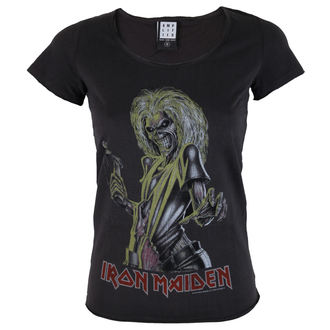 tee-shirt métal pour femmes Iron Maiden - KILLER - AMPLIFIED, AMPLIFIED, Iron Maiden