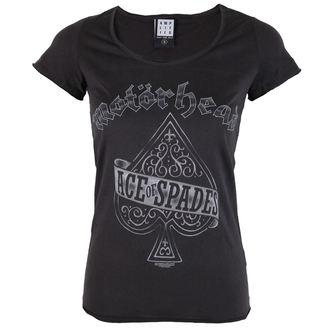 tee-shirt métal pour femmes Motörhead - Ace Of - AMPLIFIED, AMPLIFIED, Motörhead