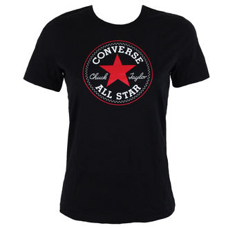 tee-shirt street pour femmes - Core Solid - CONVERSE - 10001124-A04