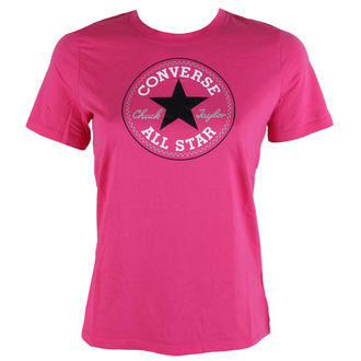 tee-shirt street pour femmes - Core Solid - CONVERSE - 10001124-660
