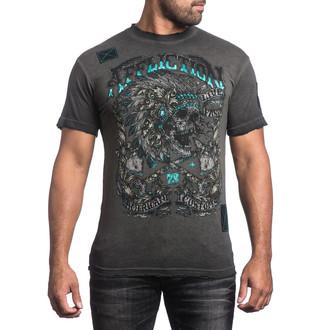 t-shirt hardcore pour hommes - Apache Freedom - AFFLICTION, AFFLICTION