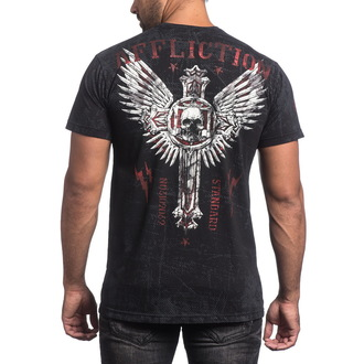 t-shirt hardcore pour hommes - Repost - AFFLICTION, AFFLICTION