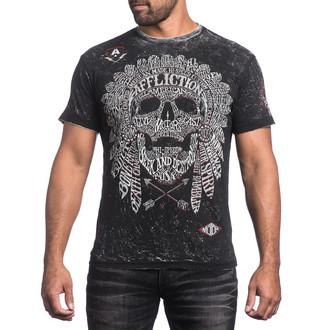 t-shirt hardcore pour hommes - Native Tongue - AFFLICTION, AFFLICTION