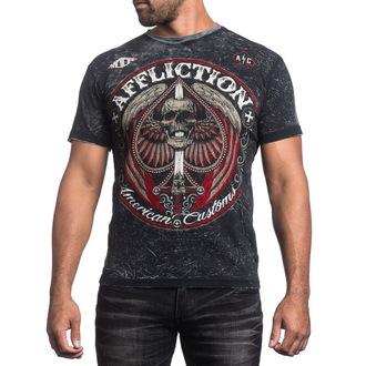 t-shirt hardcore pour hommes - Death March - AFFLICTION, AFFLICTION