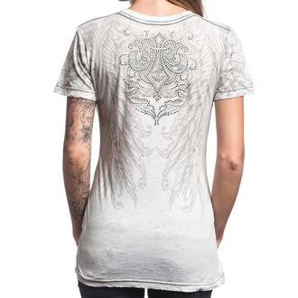t-shirt hardcore pour femmes - Filson - AFFLICTION, AFFLICTION