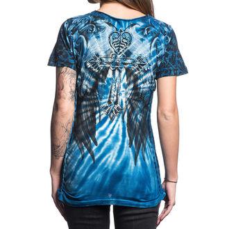 t-shirt hardcore pour femmes - Cypress - AFFLICTION, AFFLICTION