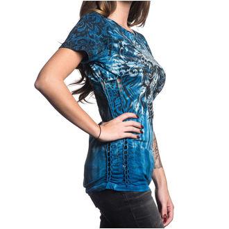 t-shirt hardcore pour femmes - Cypress - AFFLICTION