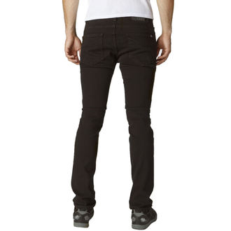 pantalon hommes FOX - Dagger - Black Vintage, FOX
