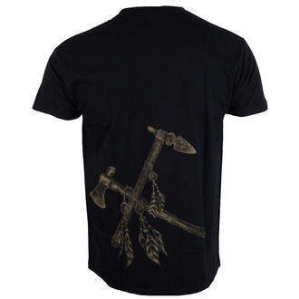 t-shirt pour hommes - Indian Warrior - ALISTAR, ALISTAR