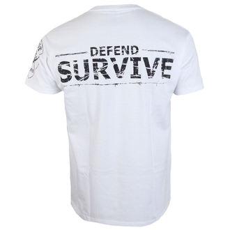 t-shirt pour hommes - Zombie Survive - ALISTAR, ALISTAR