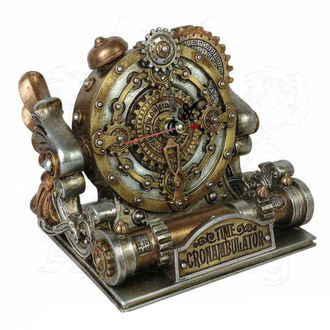 horloge (décoration) ALCHEMY GOTHIC - Time Chronambulator, ALCHEMY GOTHIC
