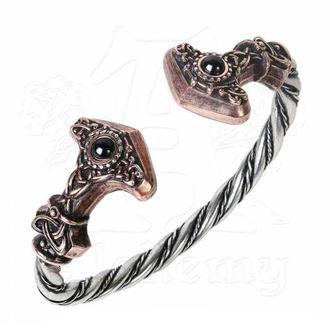 bracelet ALCHEMY GOTHIC - Thunder Torque, ALCHEMY GOTHIC
