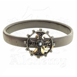 bracelet ALCHEMY GOTHIC - Foundryman's Ring Cross, ALCHEMY GOTHIC