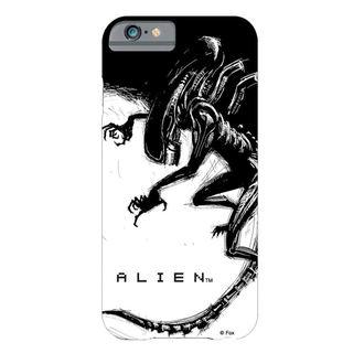 Coque téléphone Alien - iPhone 6 - Xenomorph Noir & blanc Bande dessinée, NNM, Alien - Vetřelec