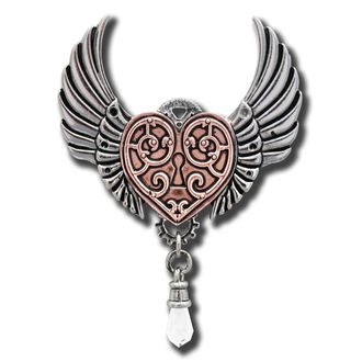 pendentif EASTGATE RESOURCE - Valkyrie Heart, EASTGATE RESOURCE